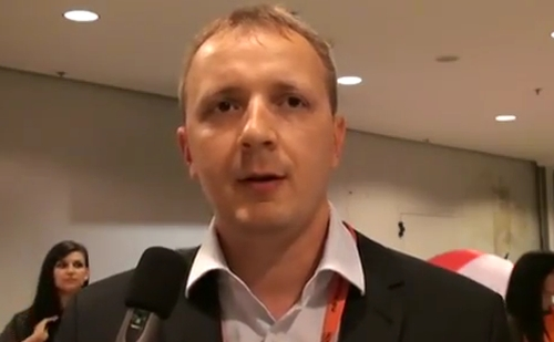 Komáromi Szilárd (KOMÁROMI Villamossági Kis- és Nagykereskedés) - ICON Electric rendezvény - interjú