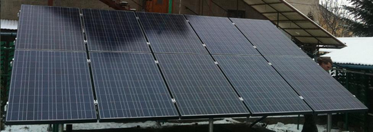 napelem, napenergia