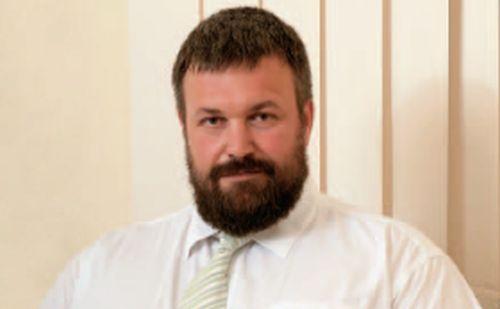 Novotni István, a Hajdú Zrt. vezérigazgatója