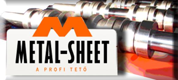Metál-Sheet Kft. - Könnyűszerkezetes, szigetelt oldalfal és tető