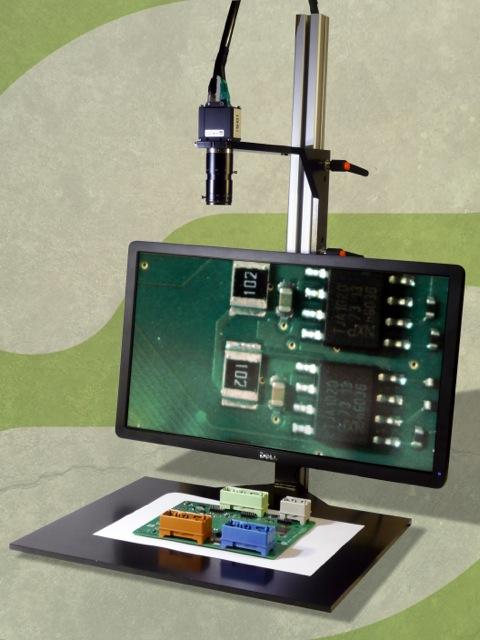 SANXO-Scope, ipari digitális mikroszkóp