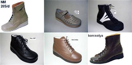 Diabetesz cipők