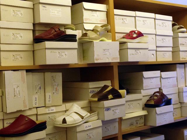 ortopéd cipők